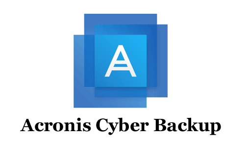 Acronis Cyber Backup addon to Managed IT Services